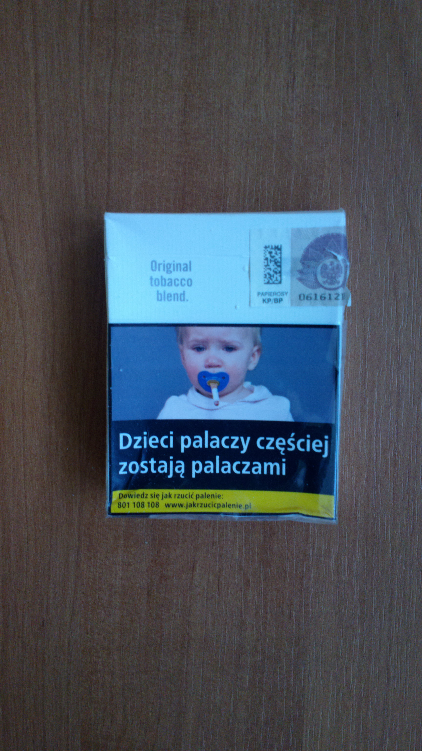 jeśli nie palący umawia się z palaczem